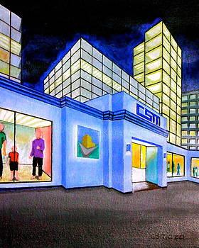 CSM Mall by Cyril Maza