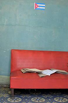 Cuba Minimalist by Louise Morgan