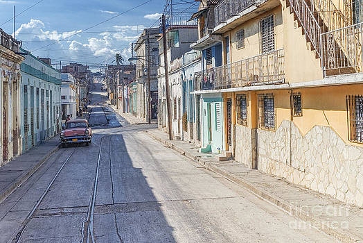 Cuba Pastell  by Juergen Klust
