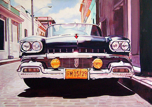 Cuban American by Jorge Pinto
