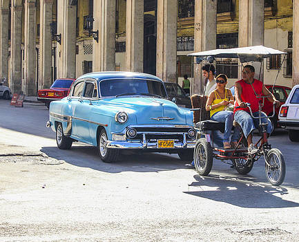 Patricia Hofmeester - Cuban transport