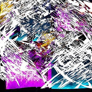 Cube Crossing by Kerrin Buck