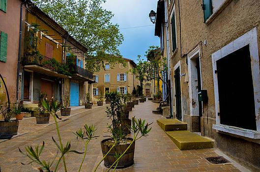 Cucuron - Provencal Village by Dany Lison