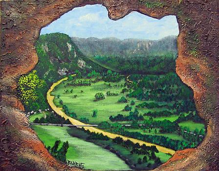 Cueva Ventana by Gloria E Barreto-Rodriguez