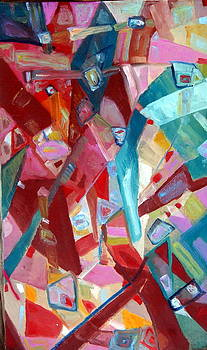 Culmination by Oksana Cherkas