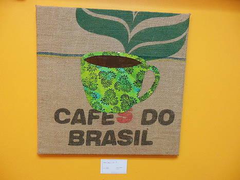 Cup O' Joe 7 by Donna Jacobi