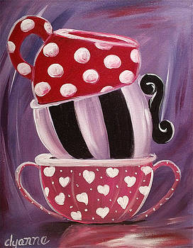 Cup of Love by Dyanne Parker