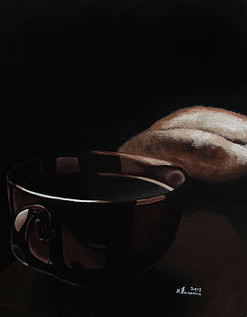 Cup of Sophistication by Kayleigh Semeniuk