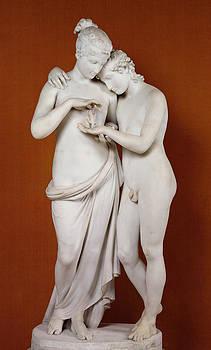 Antonio Canova - Cupid and Psyche
