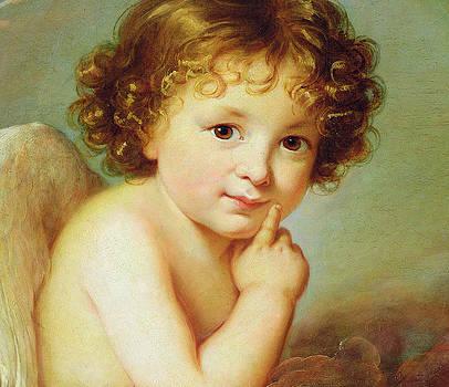 Elisabeth Louise Vigee-Lebrun - Cupid