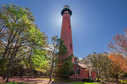 Mary Almond - Currituck Beach Lighthouse
