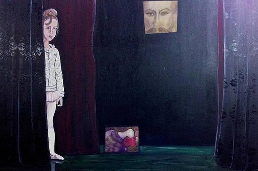 Curtain by Darlene Graeser