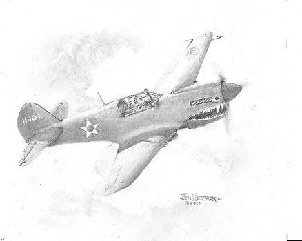 Jim Hubbard - Curtiss P-40 Warhawk