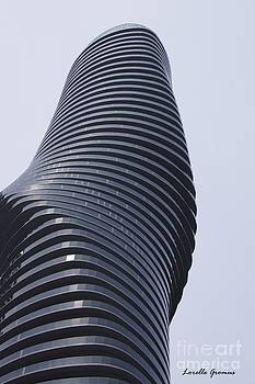 Curvaceous Tower by Lorelle Gromus