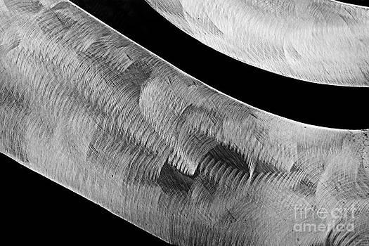 Abstract- Curves 1 by Feryal Faye Berber