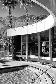 William Dey - CURVES AHEAD BW Palm Springs