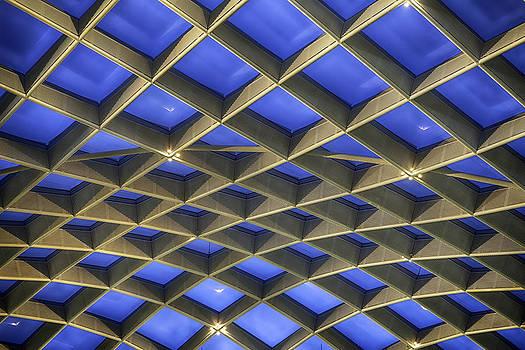 Lynn Palmer - Curvilinear Skylight Structure