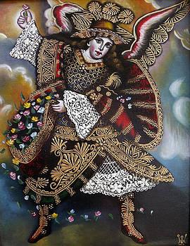 Cusco St. Raphael by Fr Barney Deane