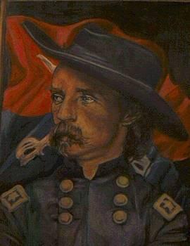 Custer by Genevieve Elizabeth