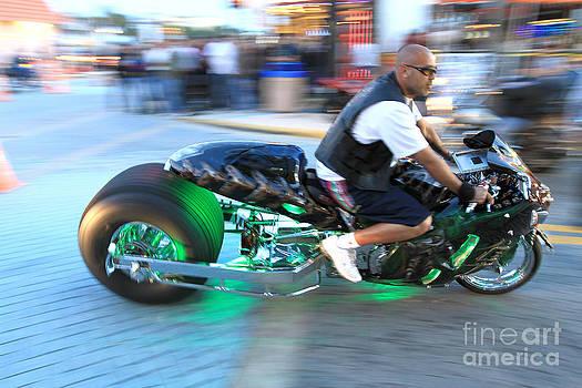 Custom Bike by J Michael Johnson Photography