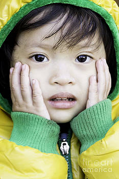 Cute Face by Frederiko Ratu Kedang