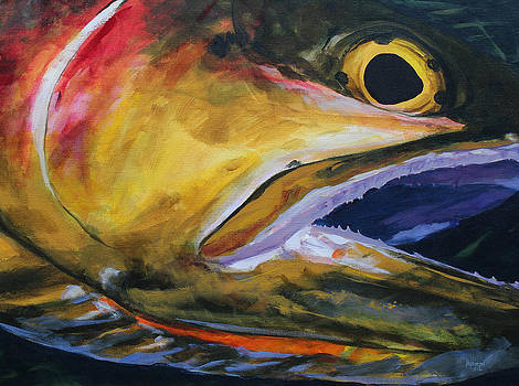 Cutthroat by Les Herman