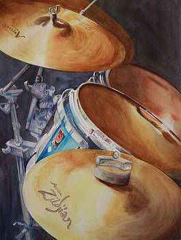 Cymbals by Donna MacLure