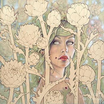 Cynara by Fay Helfer