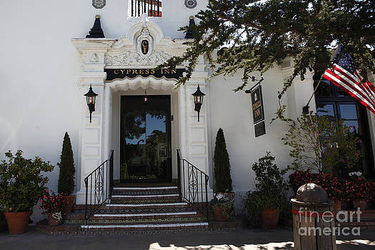 Cypress Inn owned by Doris Day by Nina Prommer
