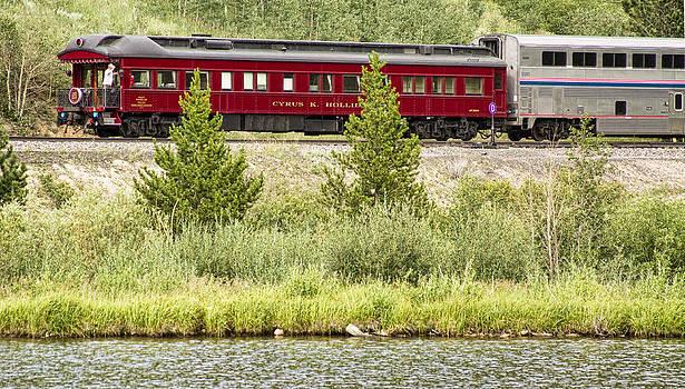 James BO  Insogna - Cyrus K  Holliday Private Rail Car