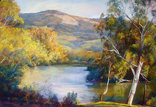 Dabyminga Junction by Lynda Robinson
