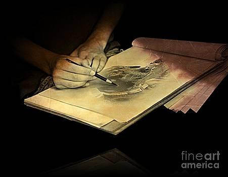 Daryl Macintyre - Dachshund Sketch