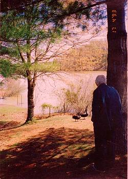 Anne-Elizabeth Whiteway - Daddy at Lake Lanier