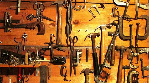Dads Tools 3 by Will Boutin Photos