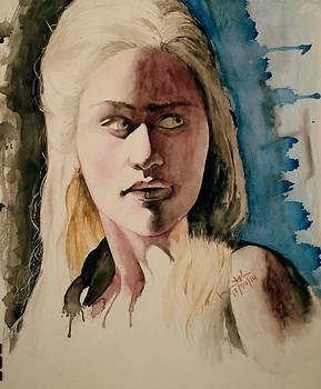 Daenerys Targeryan by Nitesh Kumar