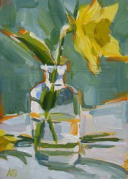 Daffodil by Annie Salness