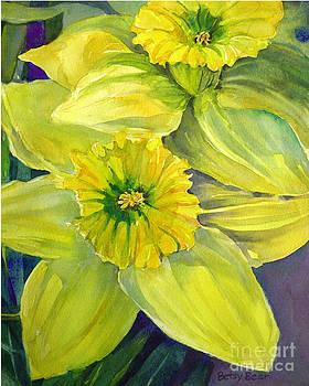 Daffodils by Betsy Bear