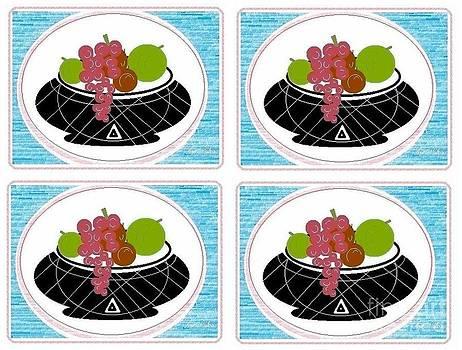 Daily Fruit by Ann Calvo