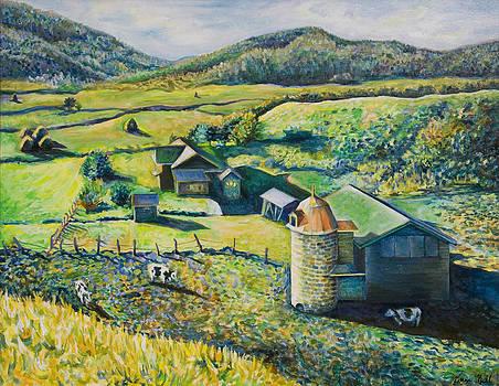 Dairy Land by Karen McKean