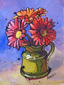 Daisy by Annie Salness