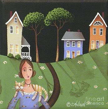 Daisy Mae and Betty Lou by Catherine Holman