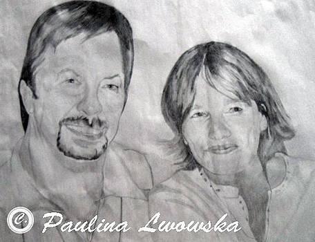Dale and Chris by Paulina Lwowska
