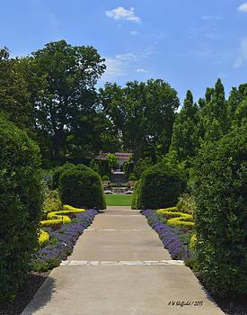 Allen Sheffield - Dallas Arboretum