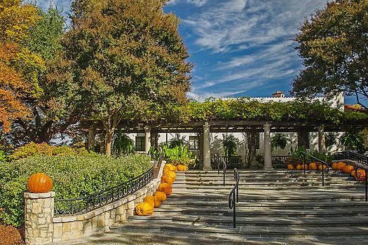 Allen Sheffield - Dallas Arboretum - DeGolyer House