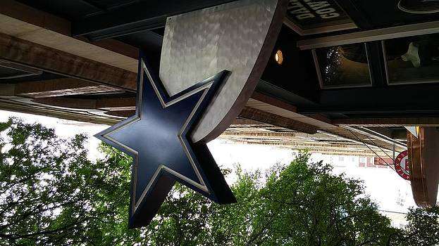 Dallas Cowboy Logo by Shawn Hughes