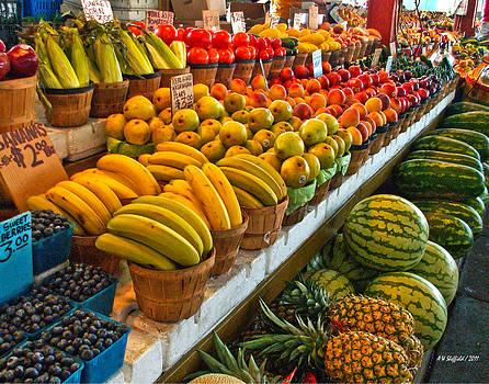 Allen Sheffield - Dallas Farmers Market 2