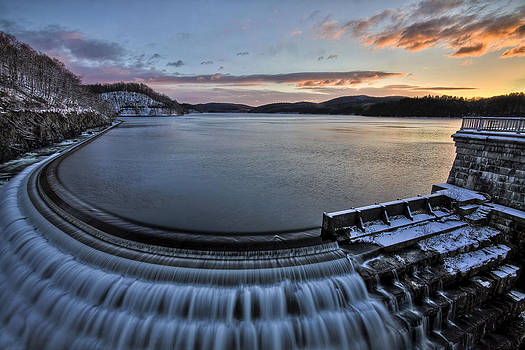 Dam Cold by Richard Zoeller