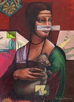 Damagatuna Renasentista by Daniel Levy policar