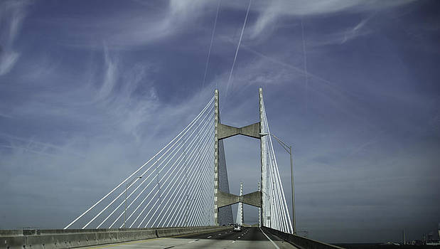 Judy Hall-Folde - Dames Point Bridge