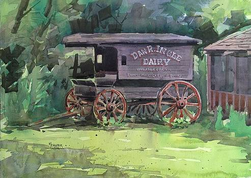 Dan Ingles Dairy Wagon by Spencer Meagher